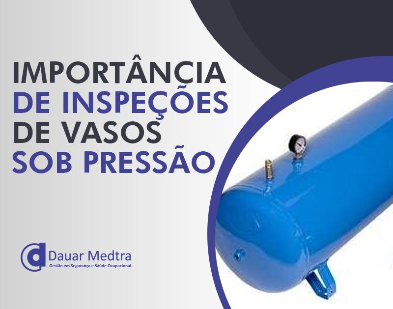 inspeções de vasos sob pressão